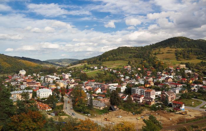 Uzdrowiska w Polsce: Muszyna