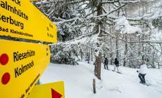 Austria zimą, Karyntia