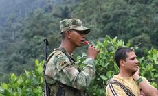 Młodzi żołnierze z Ciudad Perdida