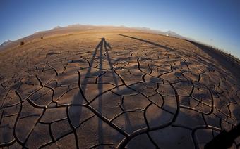 Atakama to najbardziej sucha pustynia świata. Tak mówią