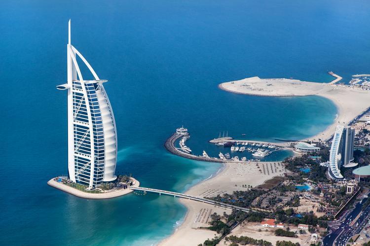 Zjednoczone Emiraty Arabskie (ZEA), Dubaj