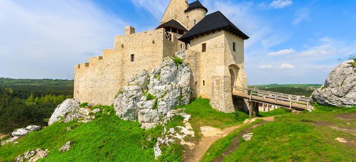 Szlak Orlich Gniazd – zamek w Bobolicach