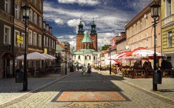 Szlak Piastowski - Gniezno, Katedra w Gnieźnie
