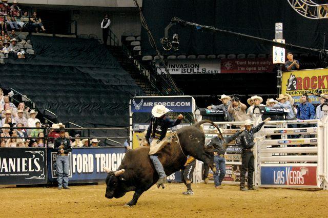 Teksas, rodeo