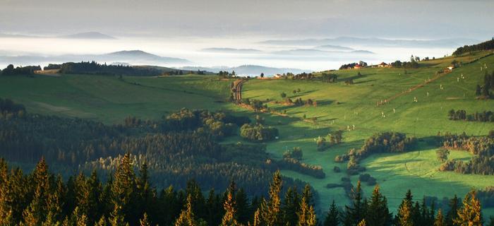 Góry w Polsce: Góry Kaczawskie