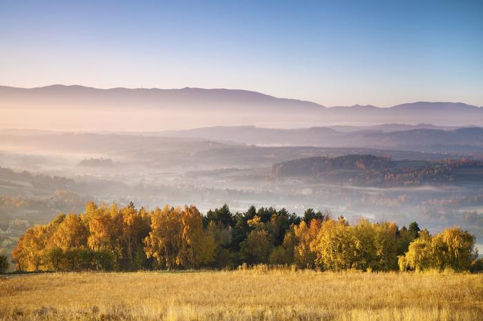 Góry w Polsce: Beskid Wyspowy