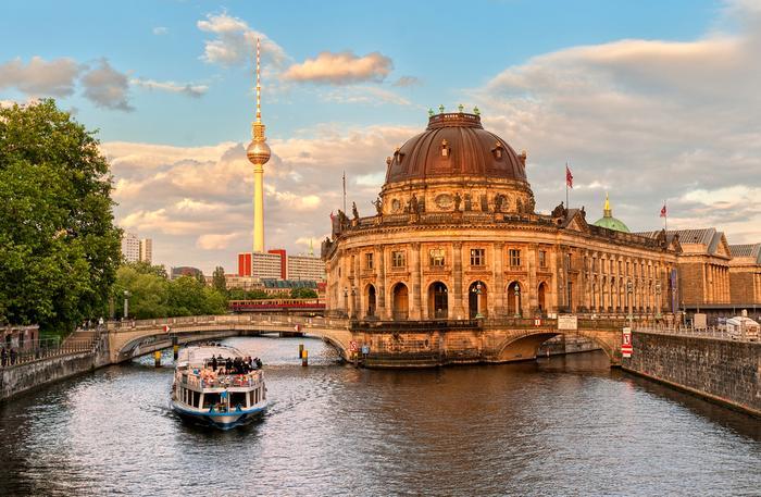 Niemcy, Berlin - Wyspa Muzeów