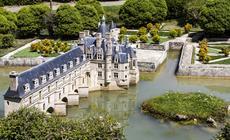 Zamki nad Loarą: zamek Chenonceau