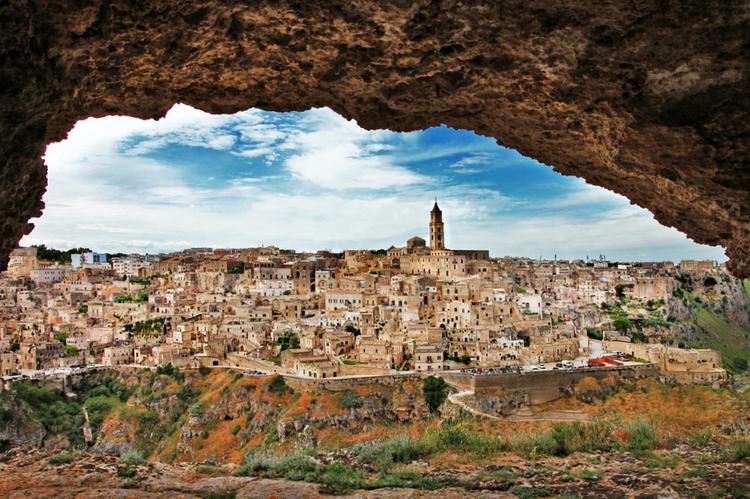 Skalne miasto: Matera, Sassi