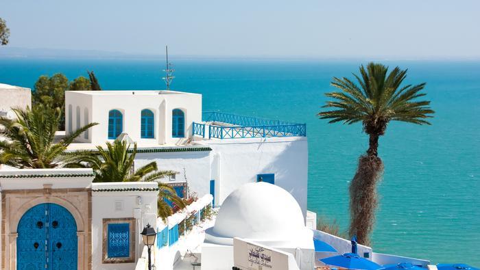 Tunezja, Sidi Bou Said