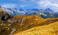 Góry w Polsce - TATRY