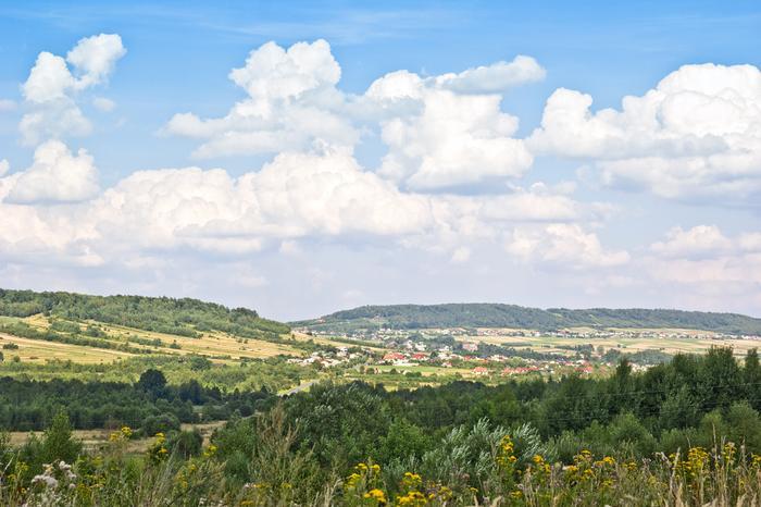Góry w Polsce: Góry Świętokrzyskie
