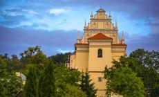 Kazimierz Dolny atrakcje: Fara