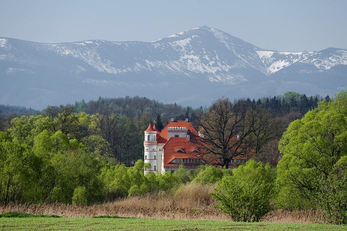 Pałac w Wojanowie (Dolina Pałaców i Ogrodów)