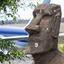 Wyspa Wielkanocna - lotnisko Mataveri