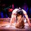 Wyspa Wielkanocna - tancerz tradycyjnych tańców wyspiarzy