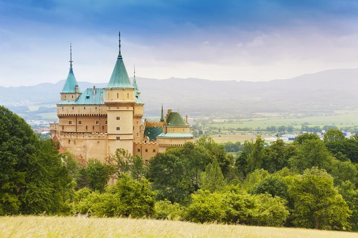 Zamek w Bojnicach
