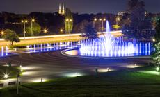 Atrakcje w Warszawie: Multimedialny Park Fontann