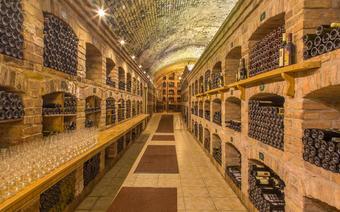 Słowacja: piwnica w Bratysławie