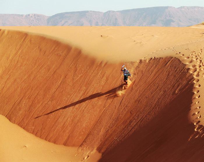 Marathon des Sables, Maroko