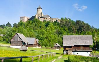 Słowacja, Zamek Lubowelski