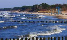 Ciekawe miejsca w Polsce: plaża w Chałupach