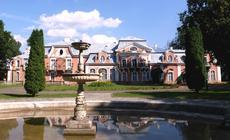 Atrakcje Małopolski - Pałac Długoszów w Siarach