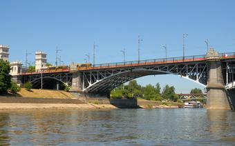 Trasa wzdłuż lewego brzegu Wisły jest najdłuższą w Warszawie. Liczy 37 km