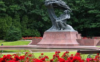 Atrakcje w Warszawie: pomnik Chopina