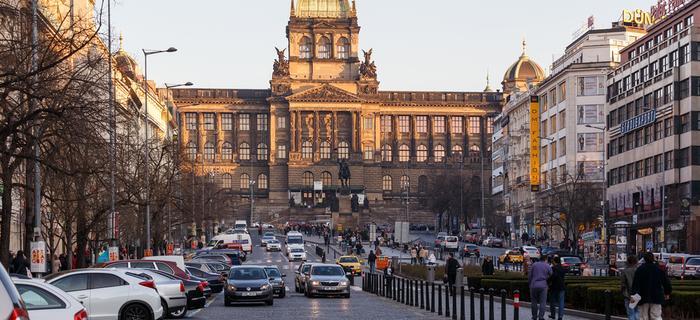 Praga atrakcje: Muzeum Narodowe w Pradze