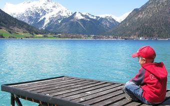 Tyrol latem. Wakacje z dzieckiem