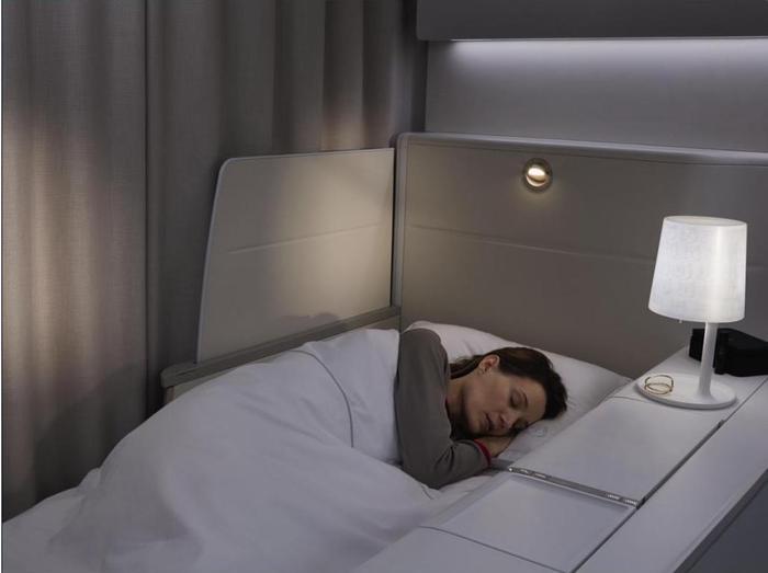 Kabina La Premiere w Air France