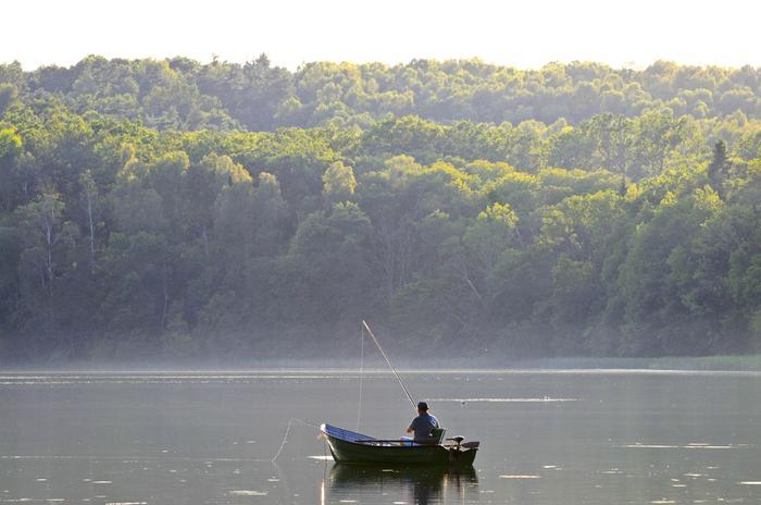 Jeziora w Polsce: Mazury