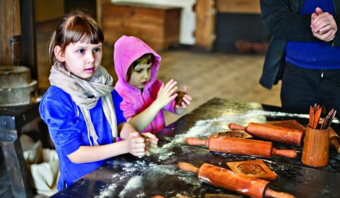 Weekend w Toruniu z dziećmi: Muzeum Piernika