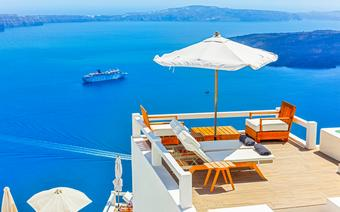 Wyspy greckie Cyklady