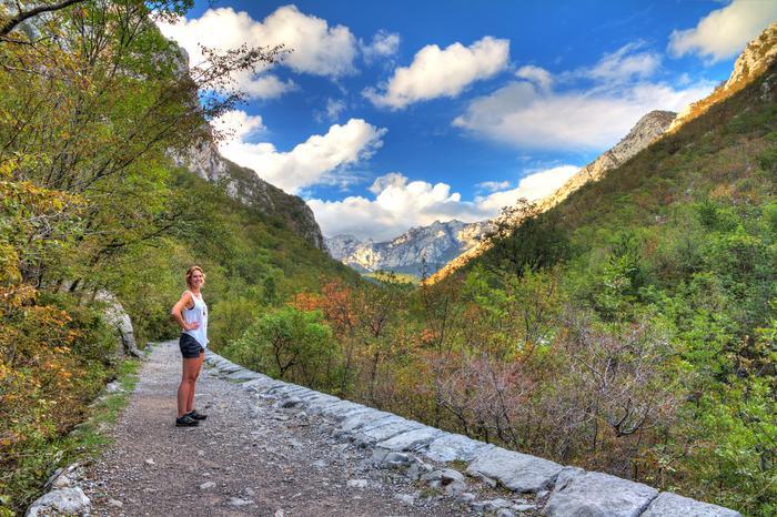 Trekking w Chorwacji - Welebit