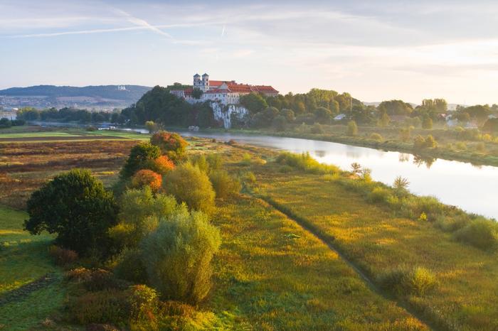 Klasztor w Tyńcu