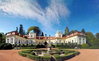 Czechy, Morawy - Pałac Buchlovice