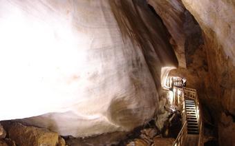 Słowacki Raj - Dobszyńska Jaskinia Lodowa