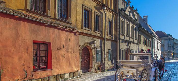 Miasta w Polsce: Kraków