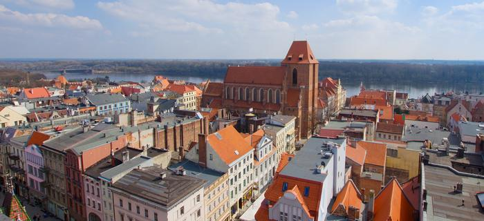 Weekend w Toruniu: starówka