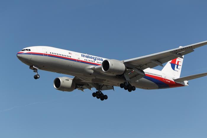 Boeing 777 malezyjskich linii lotniczych