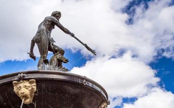 Posąg Neptuna w Gdańsku