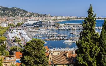 Lazurowe Wybrzeże - Cannes