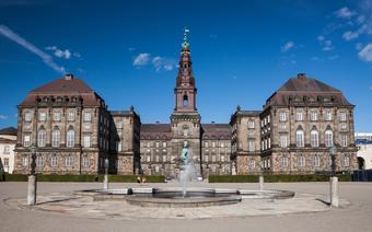 Kopenhaga. Pałac Królewski
