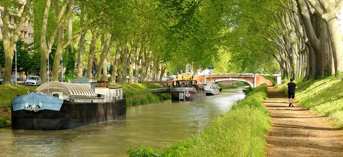 Canal du Midi, Francja