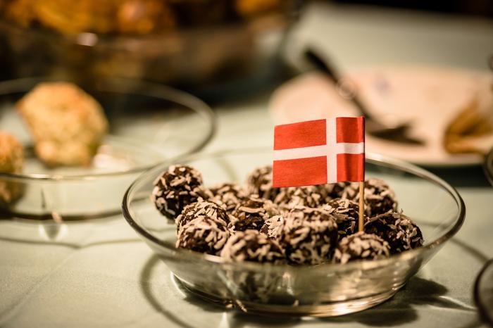 Duńskie czekoladki
