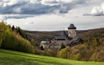 Zamki w Czechach: Karlstejn