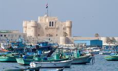 Fort w Aleksandrii