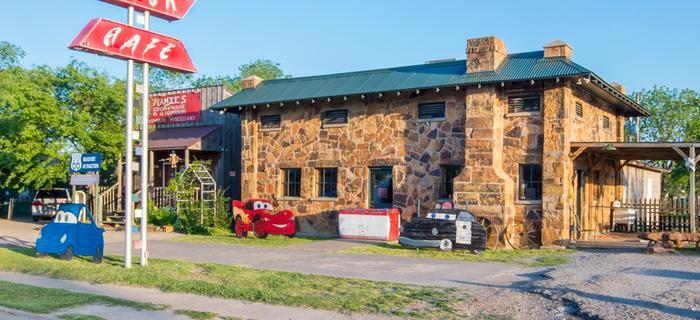 Rock Cafe w Stroud